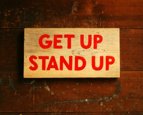 Get Up, Stand Up